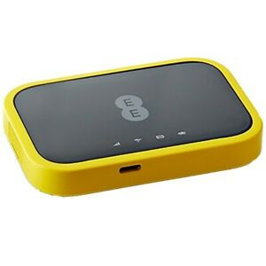 Brand New Unlocked EE120 MiFi Router Hotspot WiFi & Charger 4GEE Powerbank EE70