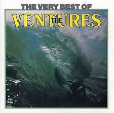 THE VENTURES The Very Best Of CD BRAND NEW Greatest Hits Surf Rock