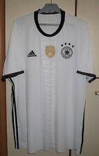 Germany 2016 - 2017 Home football shirt jersey trikot Adidas size 2XL