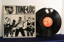 Tone-Loc, Wild Thing/Loc'ed After Dark, Delicious DV 1002, 1988, Hip Hop/Pop Rap