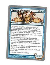 1x Greater Morphling EX Unhinged Commander Mtg Magic EDH 1x x1