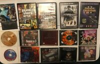 15 PC Game Lot Torment, Gta, Company Of Heroes And More