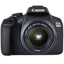 Canon EOS 2000D - Cámara Réflex de 24.1 MP CMOS escena inteligente Automática 9