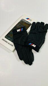 New Old Stock Vintage Genuine BMW Men's Leather Driving Gloves 80160435736,-737