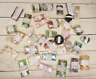 Lush Soaps (weights 0.5-1.0 oz ea.): 10 Random traveling/samples size bars NEW