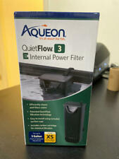 Aqueon QuietFlow E Internal Power Filter Extra Small - 3 Gallon (Open Box)