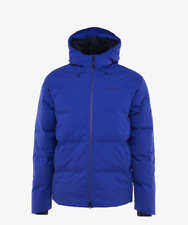 Patagonia Jackson Glacier Mens Down Jacket Cobalt Blue Sz Small New $349