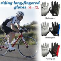 Cycling Mountain MTB Bike Bicycle Thermal Full Finger Winter Warm Riding Gloves