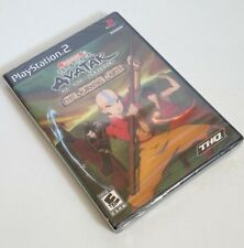 Avatar: The Last Airbender Burning Earth - BRAND NEW SEALED (PlayStation 2 PS2)
