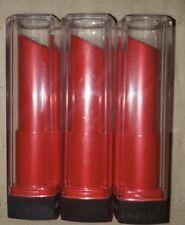 New ListingAlmay Smart Shade Butter Kiss # 80 Red - Light Medium Lipstick, Lot of 3