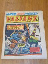 VALIANT 29TH NOVEMBER 1975 FLEETWAY BRITISH WEEKLY COMIC*