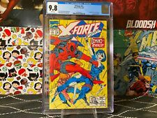 X-Force #11 CGC 9.8 WP 1st App Domino (real) Estate Sale Going on Now Deadpool