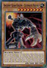 3x YuGiOh COTD-EN099 Ancient Gear Golem - Ultimate Pound Common Unlimited Card