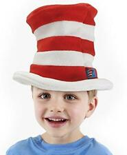 Dr Seuss Cat In The Hat Toddler Child Fleece Costume Hat