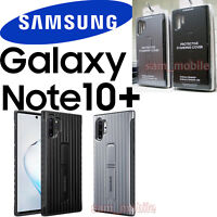 Original SAMSUNG Protective Standing Cover EF-RN975 for Galaxy Note10+ SM-N975