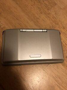 Nintendo DS Console NTR 001 Silver