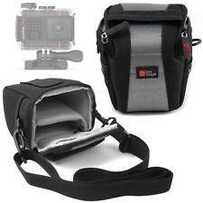 Grey/Silver Protective Case/Pouch For Garmin VIRB Ultra 30 Action Camera