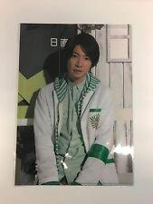 ARASHI Masaki Aiba WAKU-WAKU SCHOOL of ARASHI Clear file Formal goods F/S japan
