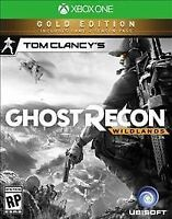 Tom Clancy's Ghost Recon Wildlands Gold Edition - Xbox One - CODE SHIPPING ONLY!