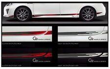 TOYOTA PRIUS ZVW30 G's Body Stripe Genuine accessory option from Japan