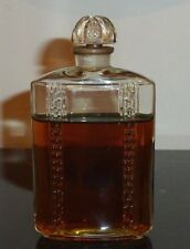 Vintage D'orsay 1925 Perfume Bottle with 75% of the Original Perfume