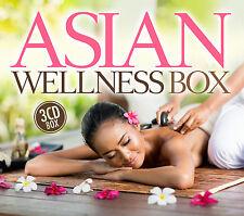 CD Asian wellness Box de various artists 3cds