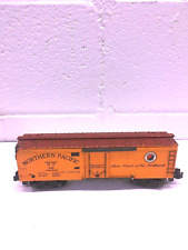 AMERICAN FLYER 947 VINTAGE NORTHERN PACIFIC SLIDING DOOR REEFER A