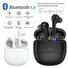 True Inalámbrico Bluetooth Auriculares Auriculares Estéreo Para Apple iPhone In-Ear Pods iPad
