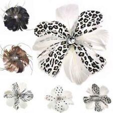 Accesorios de color principal blanco para cabello de mujer