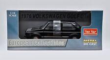 VOLKSWAGEN VW GOLF GTI 1976 NOIRE REF. 1092 SUN STAR 1/18