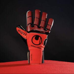 Uhlsport Pure Force Absolutgrip HN New Goalkeeper Gloves Sizes 10-8