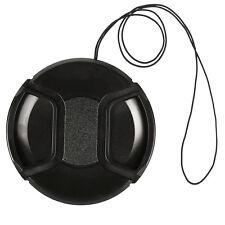 Objektivdeckel 77mm für alle Objektive & Kameras Lens Cap Kappe Schutz Schw T5U1