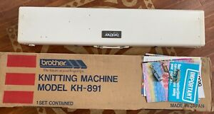 Brother Model KH - 891  Brother Knitting Machine