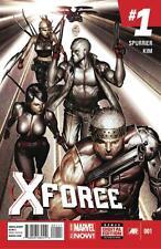 X-Force #1A, Near Mint 9.4, 1st Print, 2014 Unltd Flat Rate Shipping-Use Cart