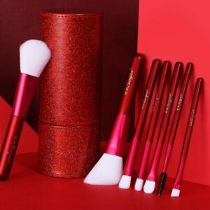 Makeup Brush Set Pink Blush  Concealer Lip Cosmetics Make