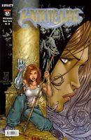 Auswahl = WITCHBLADE Neue Serie Heft 26 - 50  ( INFINITY 2001-2008 ) Neuwertig