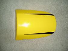 Suzuki GSXR rear seat cover cowl hard tail fairing plastic