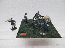 MES-395941:72 Artillerie-Stellung Minidiorama bemalt,