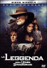 La leggenda degli uomini straordinari (2003) DVD