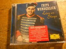 Fritz Wunderlich - Live on Stage [CD Album] Mozart ...
