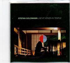(DZ18) Stefan Goldmann, Live At Honen - In Temple - 2013 DJ CD