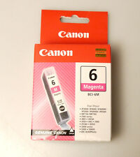 (PRL) CANON BCI-6M MAGENTA ORIGINALE CARTUCCIA INCHIOSTRO ORIGINAL INK CARTRIDGE