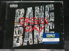 GREEN DAY - Bang Bang - 2 Track EXCLUSIVE BEST BUY CD w/ Letterbomb LIVE! RARE!
