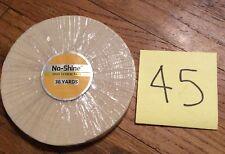 "WALKER TAPE  No Shine Lace Support Tape 1.0"" X 36 yard Full head Bond"