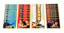 Lot of (10) 1998 TV Week Star Wars Trilogy Special Edition Promo Card Set (4)
