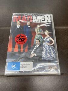 Mad Men : Season 2 new sealed