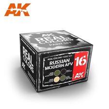 AKRCS016  AK Real Colours - Russian Modern AFV (4)