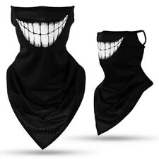 Unisex Bandana Motorcycle Head Scarf Neck Gaiter Balaclava Shield Mask Cover