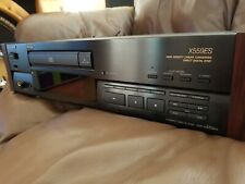 Sony Cdp-x 559es, one owner, original box with accessories, looks as new.