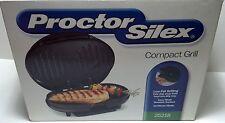 Proctor Silex Compact Grill #25218 new in original box